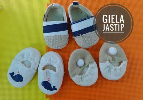 Sepatu baby Preloved
