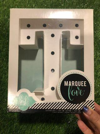 🚚 Marquee and others (4 pcs @ $30 only)