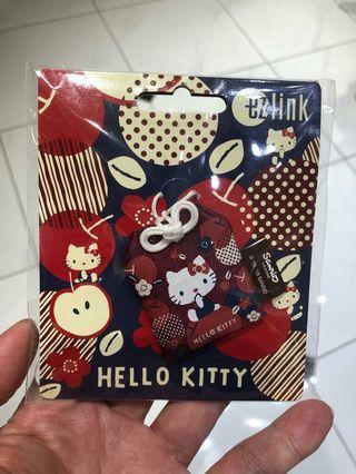 Hello Kitty ezlink charm #MRTRaffles #MRTPunggol