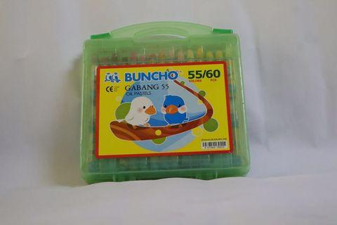 Buncho Gabang 55 Oil Pastels
