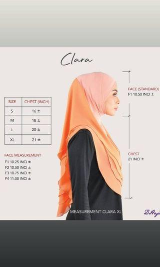 CLARA BY D'HAJA