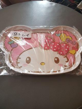 New Hello Kitty plate