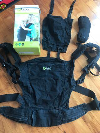 Boba 4G Baby Carrier Full set with inserts