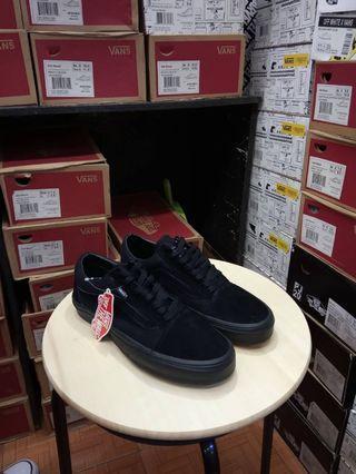 Vans Oldskool Wtaps Black [Premium]