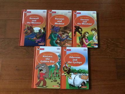 Robin Readers Story Books for independent young reader nt Ladybird