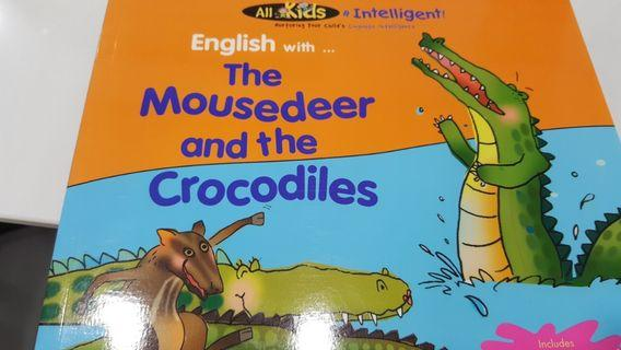The Mousedeer and the Crocodiles