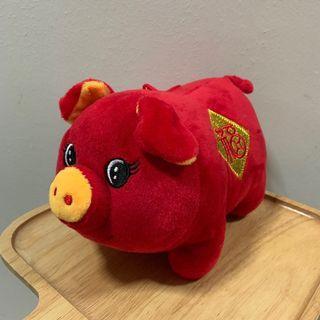 Piggy stuffed toy