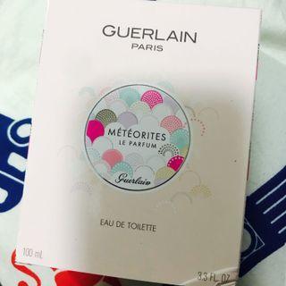 Guerlain meteorites 香水