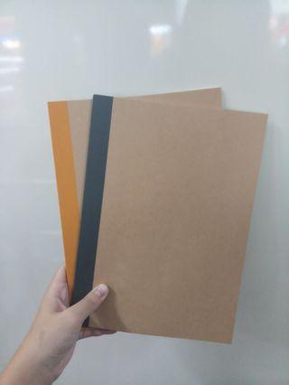 B5 Notebooks