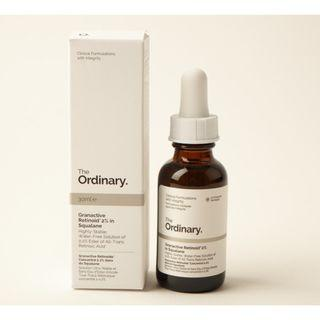 【清貨】 The ordinary Retinol 0.2% in Squalane 抗衰老