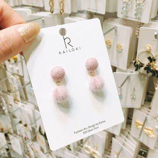 Korean style earing (Anting Fashion)