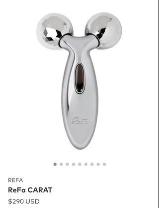Brand new Refa Carat Face