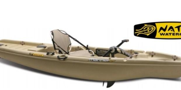 Native Watercraft - Mariner 12 5 ft Fishing Kayak, Sports