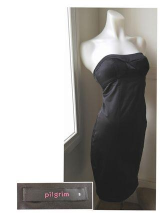 Size 8: Pilgrim strapless dress