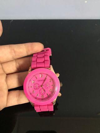 全新手錶樣板每色一隻沒電包郵