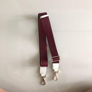 Anya hindmarch bag strap