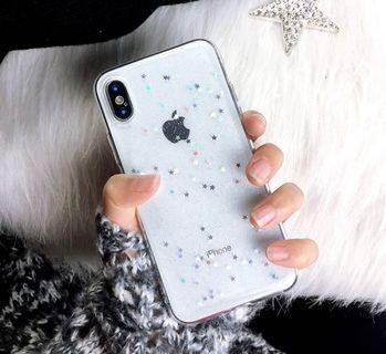 [PO] glitter case ‼️