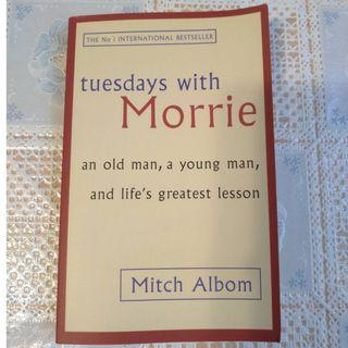 [NEW] TUESDAYS WITH MORRIE