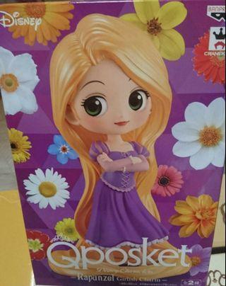 Rapunzel長髮公主 qposket