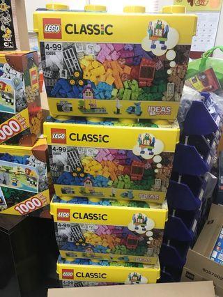 LEGO 10698 Classic 790粒連膠盒儲物箱