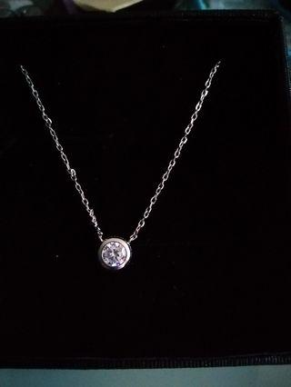 Pure silver necklace just 925