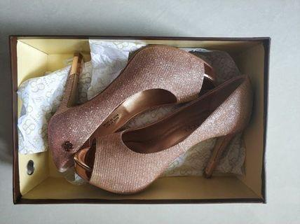High Heels Everbest Rose Gold 37