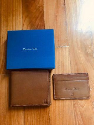 Massimo Dutti Men's Wallet (Leather)