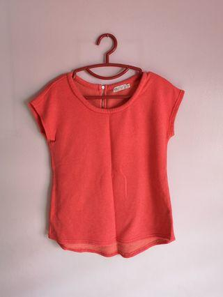 P&Co Pink Top