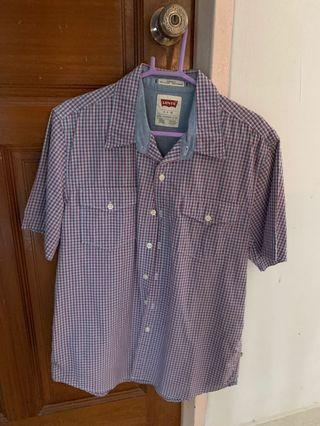 Levi's Collared short sleeve Shirt