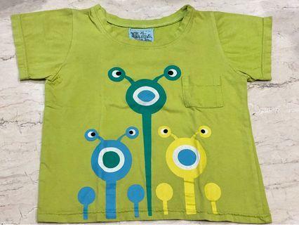 3Y Green Buba Kids