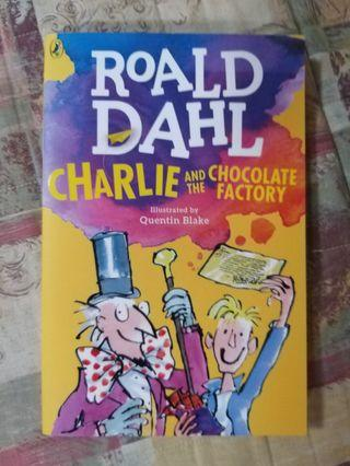 Charlie and the Chocolate Factory by Roahl Dahl