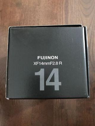 Fujinon 14mm