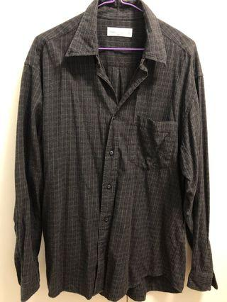 Marks and Spencer's cotton shirt 80% new