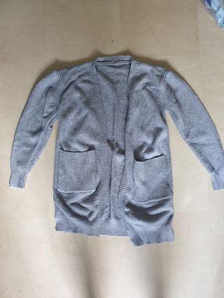 🚚 Korean Brand Periwinkle Cardigan