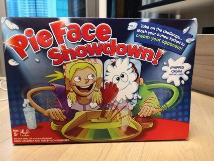婚禮物資 Pie Face Game (買完無玩,只開過盒)