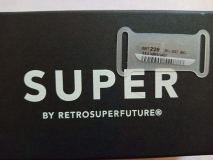 Super retro future sunglass