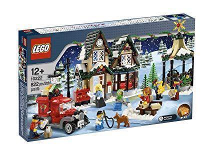 Lego 10222 Winter Village Post Office