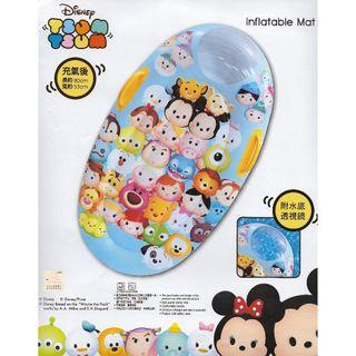 (Free Delivery) Disney Tsum Tsum Inflatable Swimming Air Mattress Float with Handle