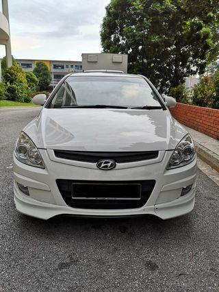Grab Car/Car Rental/Hyundai i30