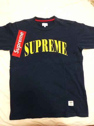 97edf80a8 supreme tee size l | Clothes | Carousell Singapore
