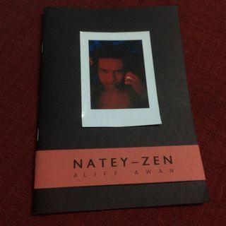 Natey-Zen puisi book