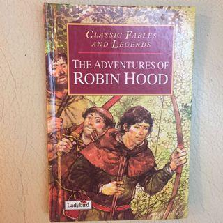Ladybird Classic Fables and Legends - The Adventures of Robin Hood