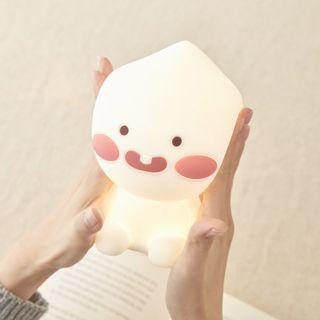 #韓國代購 #現貨KR🇰🇷 KAKAO FRIENDS Apeach Silicon Mood Light☄️感應燈