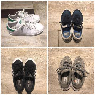 🚚 Adidas/new balance/nb/fila #Stan #Smith #crt300# nizza #半價衣服拍賣會