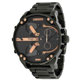 Diesel Mr Daddy 2.0 Chronograph Men's Watch 100% Original