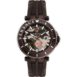 Versace V-Race Diver Watch VAK060016