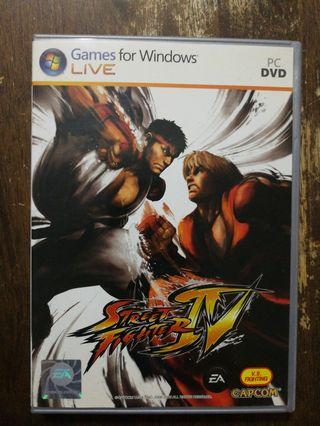 🚚 Street Fighter IV for PC