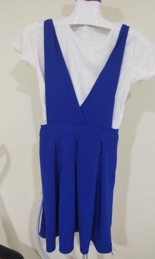 🚚 Blue set dress