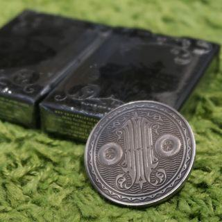 Iron Horse Playing Cards (with Coin)