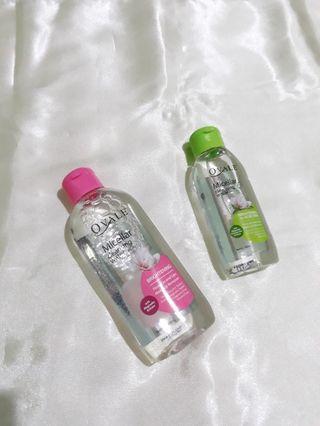 Ovale Micellar Water Pink & Hijau